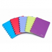 Cahier Atoma Trendy polypro