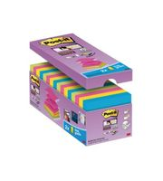 Value Pack Post-it Z-notes neon 14+2