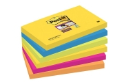 Bloc Post-it couleurs Rio