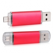 Flash Drive Duo - Argent