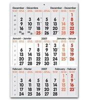 f. Calendriers / plannings